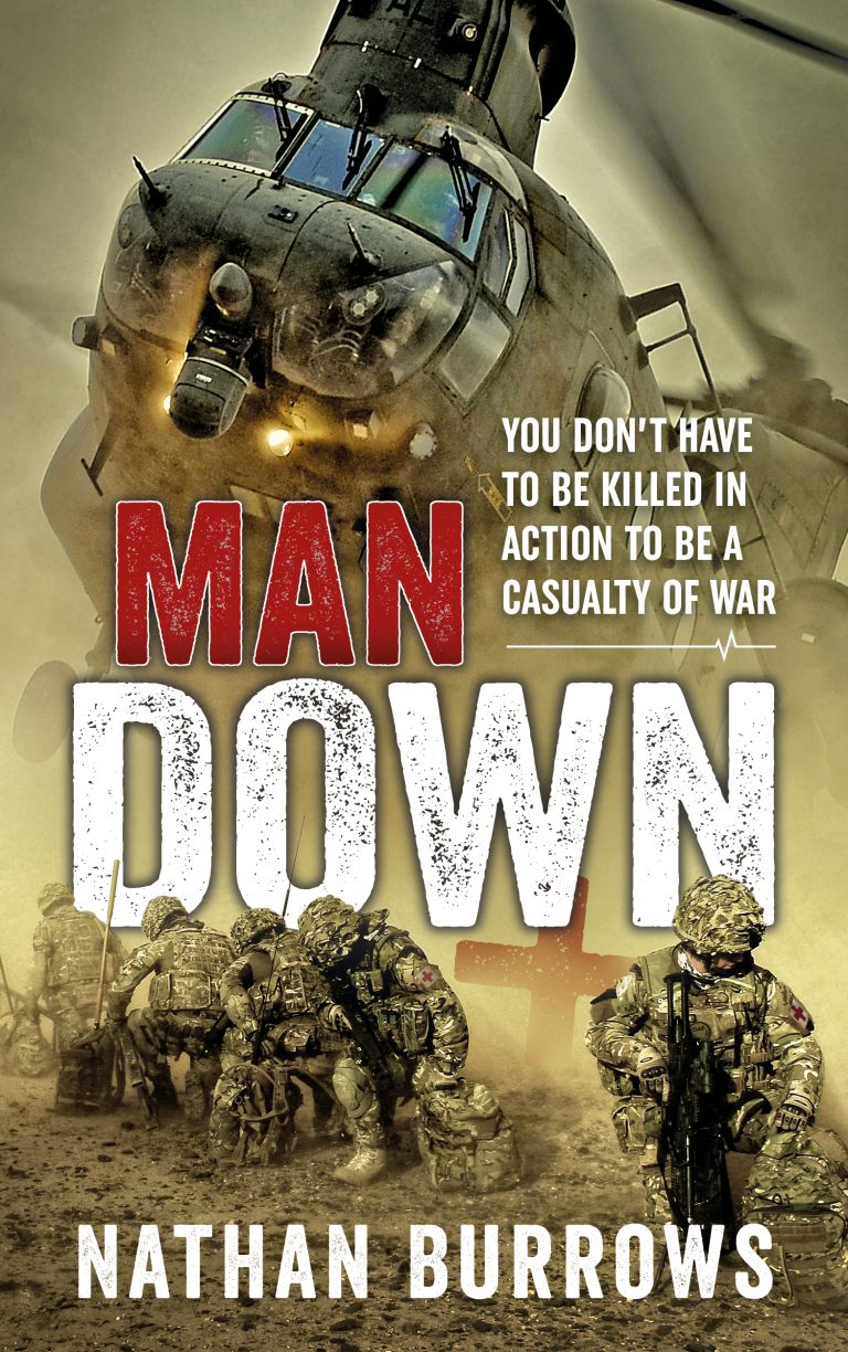 Man Down cover.